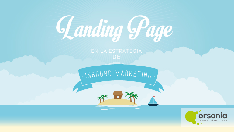 landing page, inbound marketing, digital marketing,